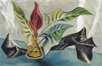leaves in a jar by john banting