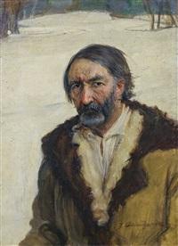 hutsul by teodor axentowicz