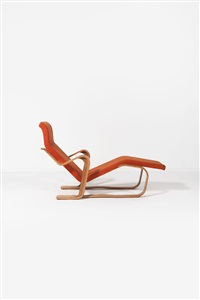 chaise-longue by marcel breuer