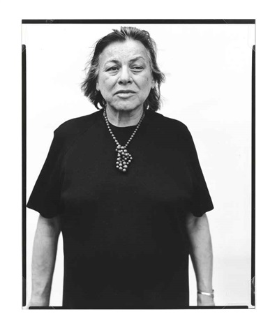 muriel rukeyser poet new york city 7 30 75 by richard avedon