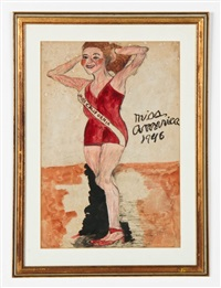 miss american 1946 by justin mccarthy