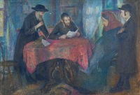 rabbi discussion by artur markowicz