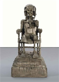 the orientalist by huma bhabha