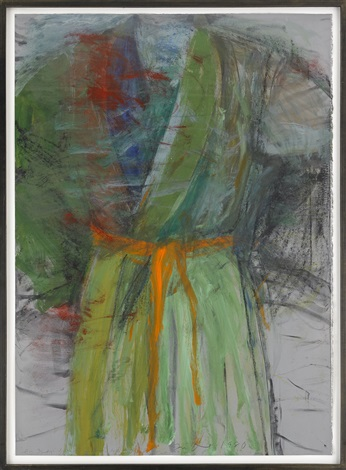 untitled robe by jim dine