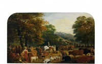 le marché aux bestiaux by john phillips