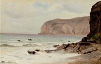 italské pobřeží by michael haubtmann