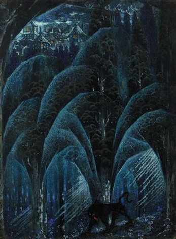 the beast in the forest by sidney h sime