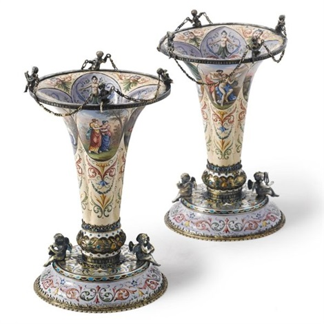 Austrian Vases Vase And Cellar Image Avorcor