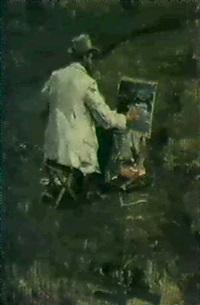 le peintre by dmitri i. shmelyov