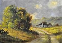 cape farmhouse by christiaan nice