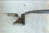 entwurf für das guggenheim museum by raimund abraham