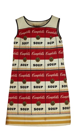 the super dress by andy warhol