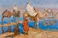 traversée d'un oued au maroc by adam styka
