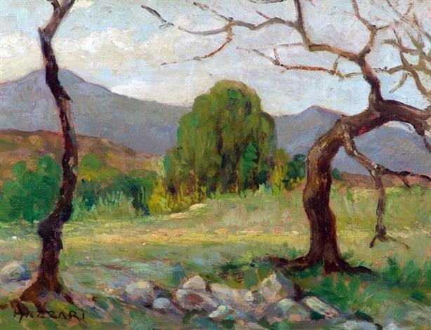 reflejo de sol otoño rio ceballos by alfredo lazzari