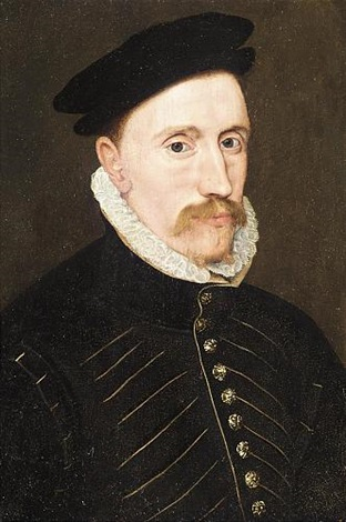 portrait of a gentleman sir thomas gresham by steven van der meulen