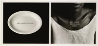 c-ration by lorna simpson