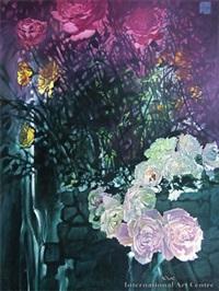 rose study ii by john f. buckley