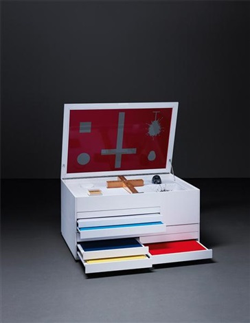 new religion st andrew set of 68 by damien hirst