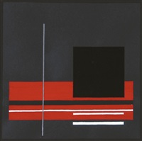 composition plastique n°18 by jean albert gorin