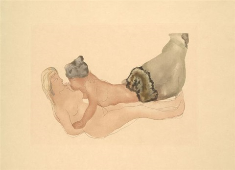 album de dix dessins choisis album w10 works by auguste rodin