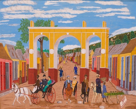 the bourgeoisie of cap haitien before the occupation of 1915 by philomé obin