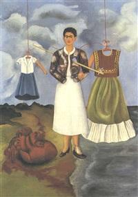 recuerdo by frida kahlo