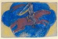 chevalier by paul sérusier