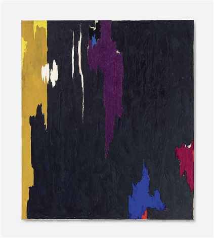 ph 1 by clyfford still