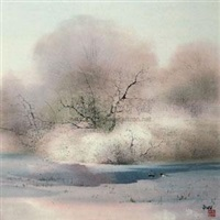 山水 by liu yongming