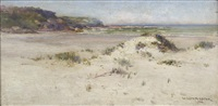 behind the sand dunes by w. lister