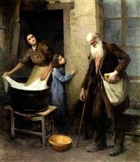 le gueux by etienne-albert-eugène joannon