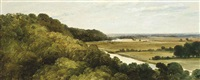 view of clifden looking towards maidenhead by frederick richard lee