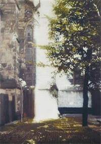 domecke i (cathedral corner i) by gerhard richter