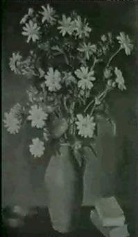 bouquet de fleurs jaunes by jean de brunhoff