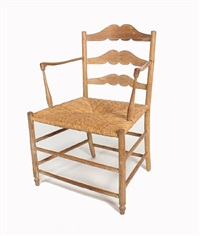 pass chair by ernest william gimson