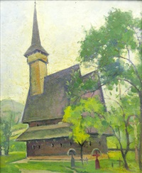 the church in the plain by traian biltiu dancus