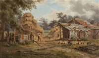 old dairy caulfield by james waltham curtis