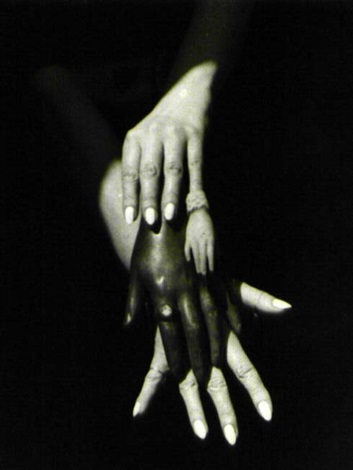 les mains by claude cahun