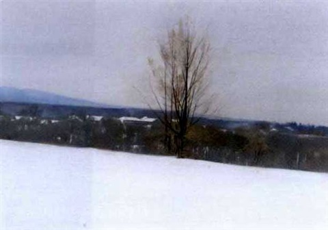 new paltz in snow by st julian fishburne