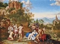diana and callisto by daniel vertangen