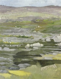 the burren, co. clare by barbara warren