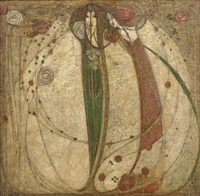 the white rose and the red rose by margaret macdonald mackintosh