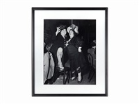 at sammy's in the bowery by weegee