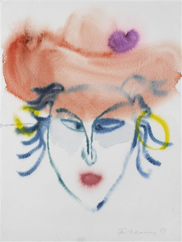 isabel by rainer fetting