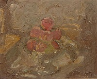 nature morte aux fruits by georges bouche