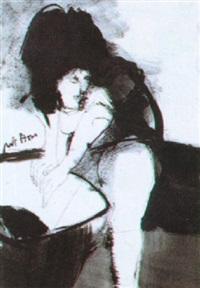 mujer by julio martinez howard