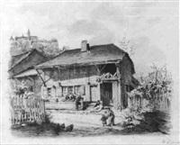 bauernhaus in epagny by jean-joseph reichlen
