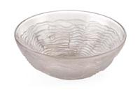 dauphins opalescent glass bowl by rené lalique