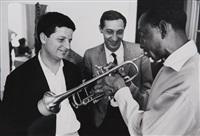 joe newman à la trompette, joe newman en compagnie de prokhorov (3 works) by stan wayman