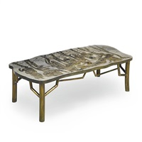 coffee table by philip and kelvin laverne